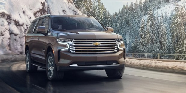 2022 Chevy Suburban Release date