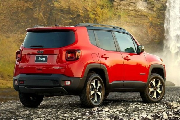 2022 Jeep Renegade Release date