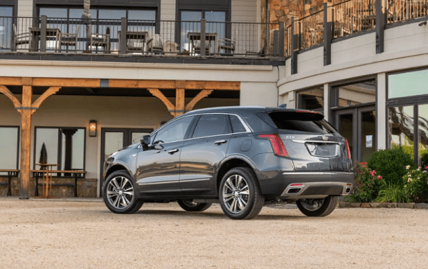 2022 Cadillac XT5 Release Date