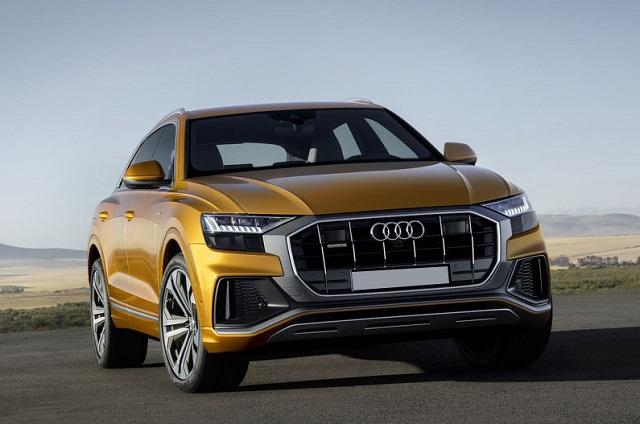 Audi Q9 wordt einde 2020 verwacht