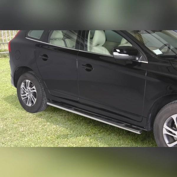 MARCHE-PIEDS GPO INOX SUR VOLVO XC60 2014-2017