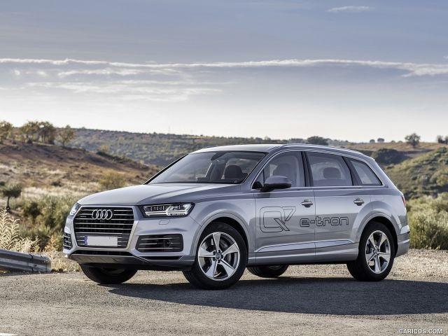 2019 Audi Q7 e-tron
