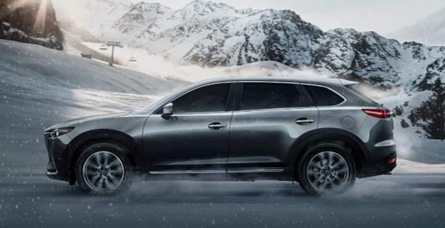 2019 Mazda CX-9 side