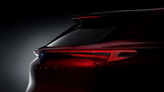 2019 Buick Enspire