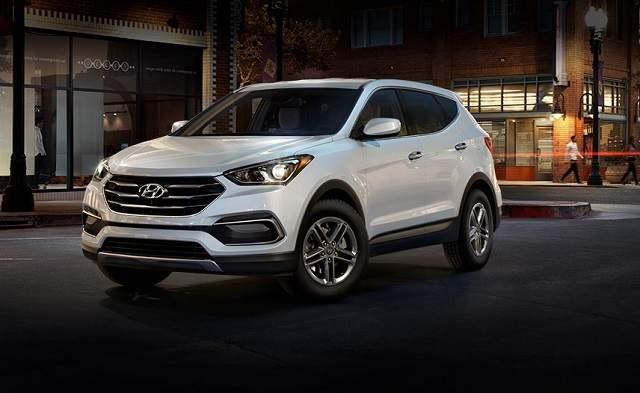 2019 Hyundai Santa Fe Sport