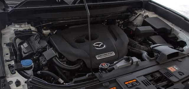 2019 Mazda CX-5 Turbo engine