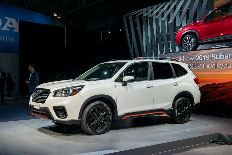 2020 subaru crosstrek changes  xti and hybrid models