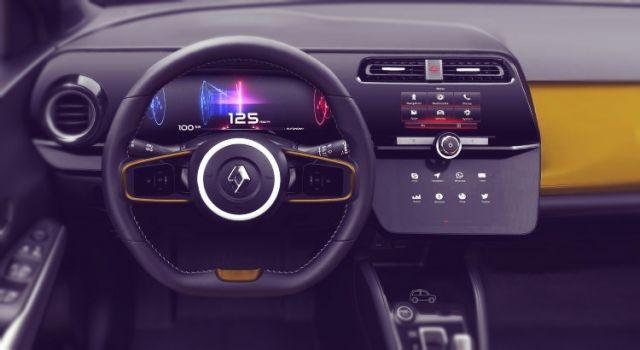 2019 Renault Captur interior