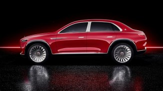 Maybach SUV 5