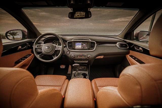 2019 Kia Sorento Diesel interior