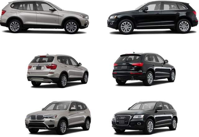 2019 Audi Q5 vs 2019 BMW X3 full review
