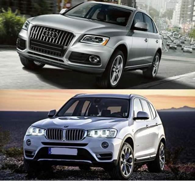 2019 Audi Q5 vs 2019 BMW X3
