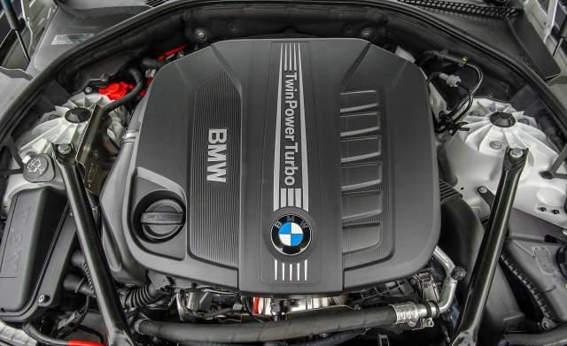 2019 BMW X5 Diesel engine