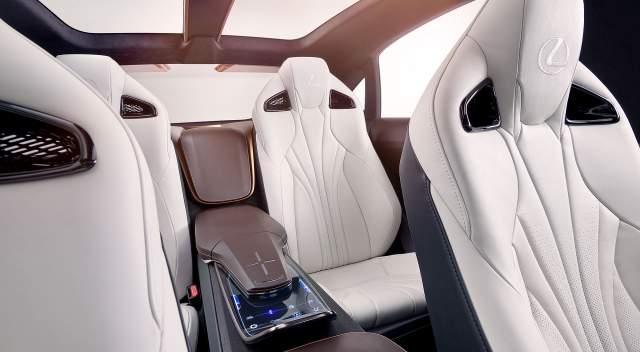 2020 Lexus LF-1 Limitless interior