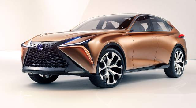 2020 Lexus LF-1 Limitless review