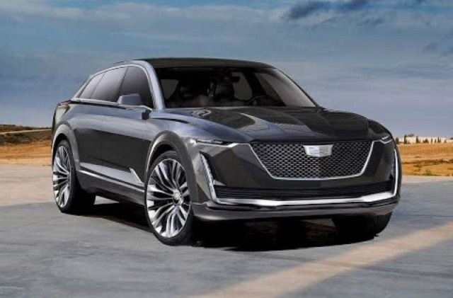 2020 Cadillac Escalade concept Escala