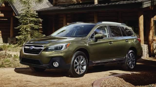 2020 Subaru Outback concept