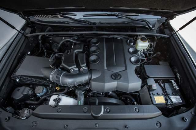 2020 Toyota 4Runner hybrid