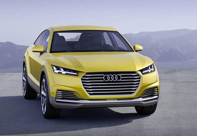 2020 Audi Q5 facelift