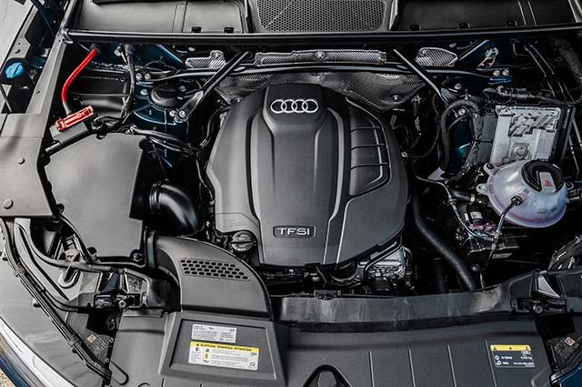 2020 Audi Q5 specs