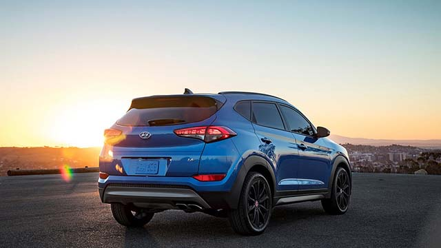 2020 hyundai tucson specs and n sport performance package