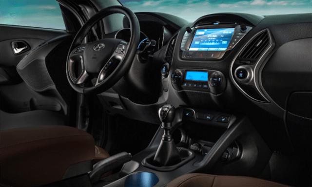 2020 Hyundai Tucson interior