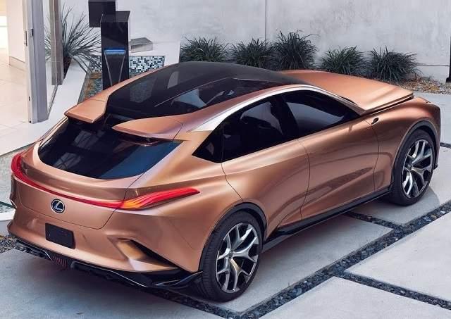 2020 Lexus NX concept