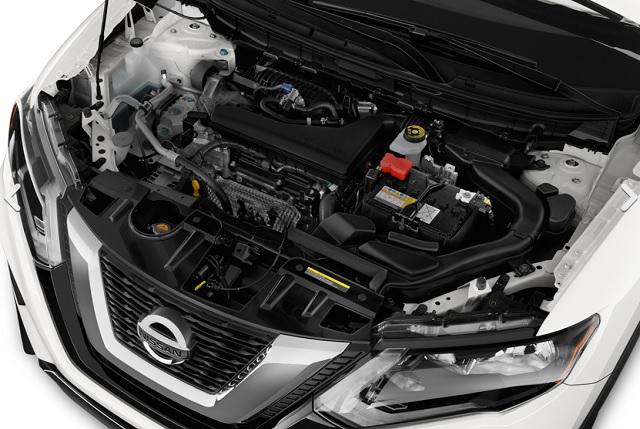 2020 Nissan Rogue specs