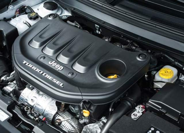 2020 Jeep Wrangler diesel