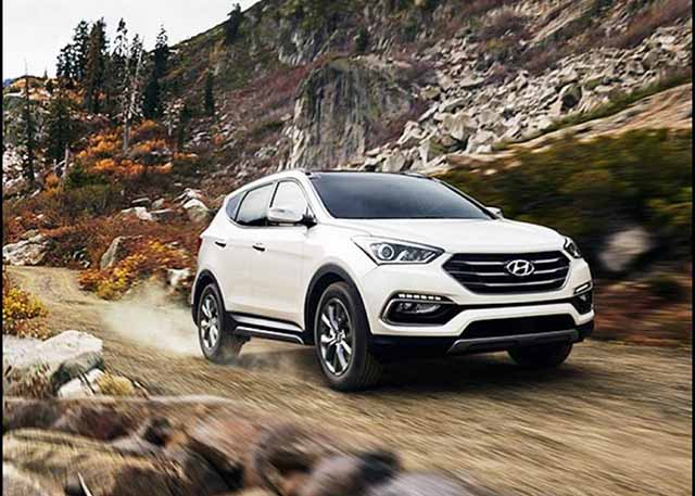 2020 Hyundai Santa Fe redesign