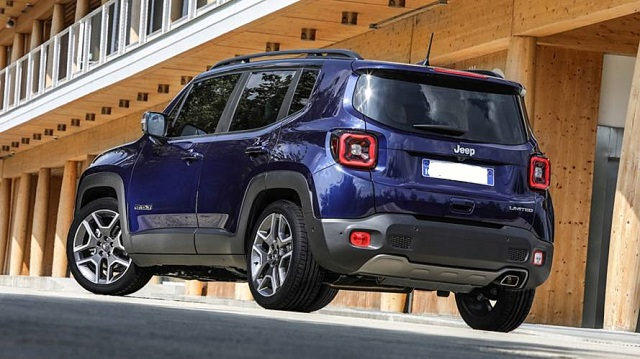 2020 Jeep Renegade Is Adding Hybrid and PHEV, FCA ...