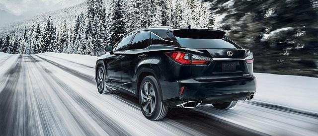 2020 Lexus RX redesign
