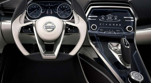 2020 Nissan Murano interior Resonance Concept