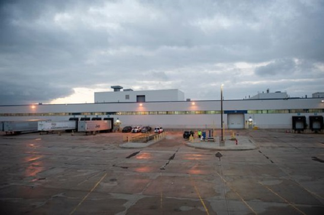 Mack Avenue Engine Plant II