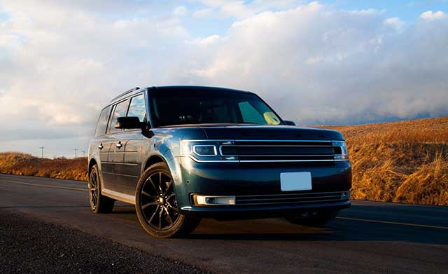 2020 Ford Flex redesign
