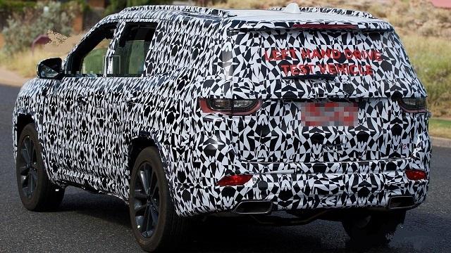 2020 Jeep Wagoneer release date