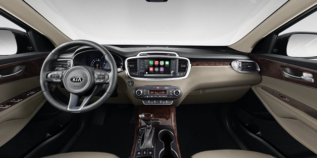 2020 KIA Sorento apple carplay