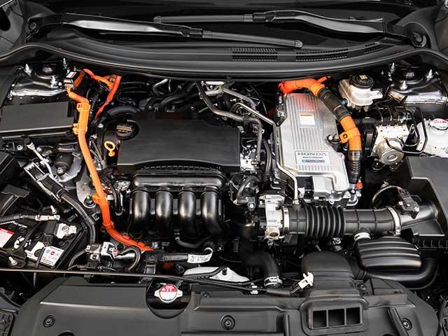 2020 Honda Element hybrid