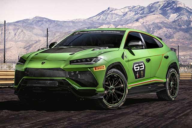 2020 Lamborghini Urus STX