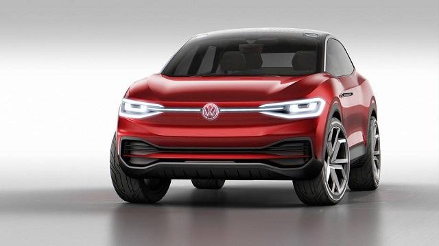 2020 VW Tiguan EV concept