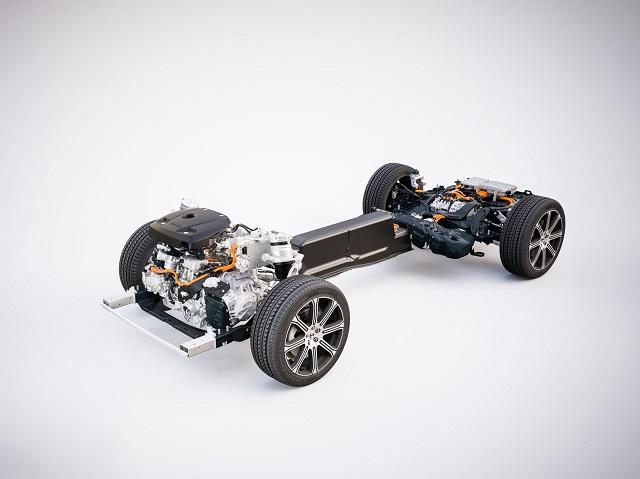 2020 Volvo XC60 t8 plug in hybrid eawd