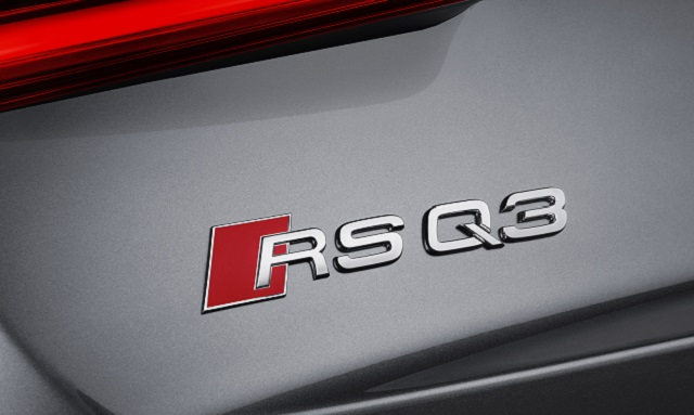 2020 Audi RS Q3 release date