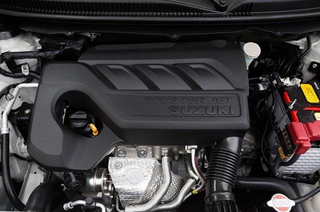 2020 Suzuki Vitara 1.0 boosterjet engine specs