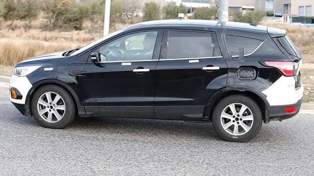 Ford Escape Seven-Seat SUV release date
