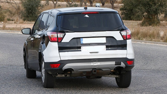 Ford Escape Seven-Seat
