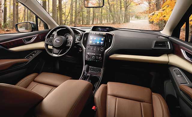 2020 Audi Q7 interior