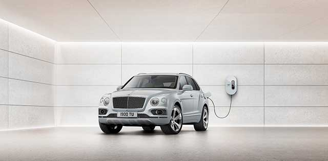 2020 Bentley Bentayga Comes with New Speed and PHEV Versions - SUV