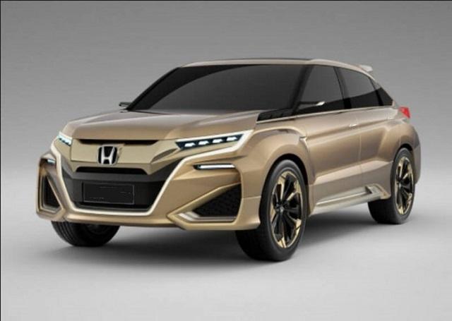 2020 Honda Crosstour price