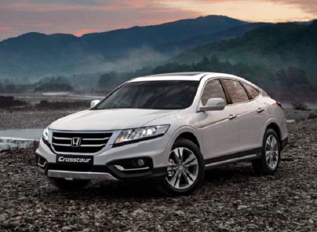 2020 Honda accord Crosstour