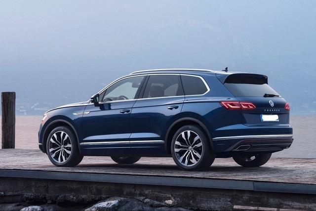 2020 Volkswagen Touareg release date